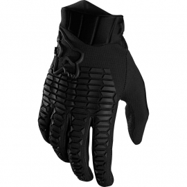 DEFEND GLOVE [BLK/BLK]