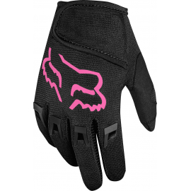 KIDS DIRTPAW GLOVE [BLK/PNK]