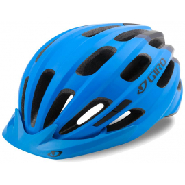 GIRO HALE YOUTH/JUNIOR HELMET 2019: MATTE BLUE UNISIZE 50-57CM