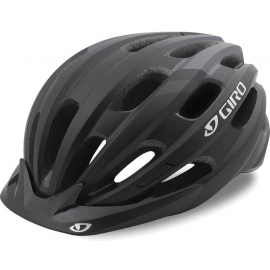GIRO REGISTER HELMET 2019: MATTE BLACK UNISIZE 54-61CM