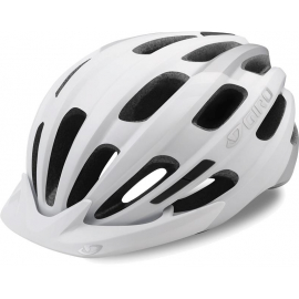 GIRO REGISTER HELMET 2019: MATTE WHITE UNISIZE 54-61CM