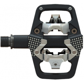 LOOK X-TRACK EN-RAGE PLUS MTB PEDAL WITH CLEATS: