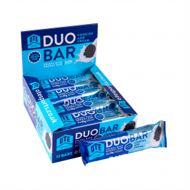 - Duo Energy Bar - Cookies and Cream (12 x 65g bars)