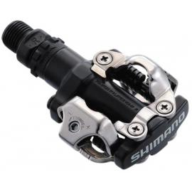 PD-M520 MTB SPD pedals - two sided mechanism  black